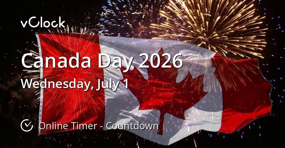 Canada Day 2026