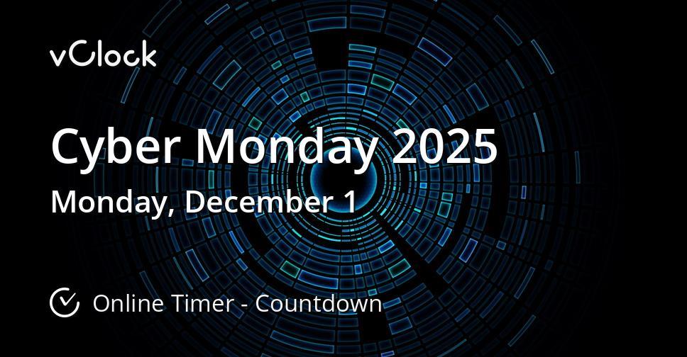 Cyber Monday 2025