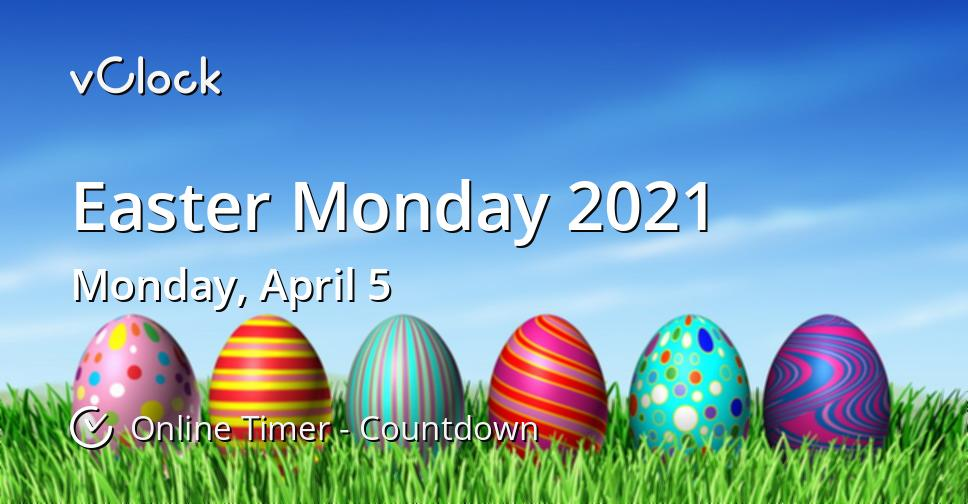 when is easter 2021 - photo #26