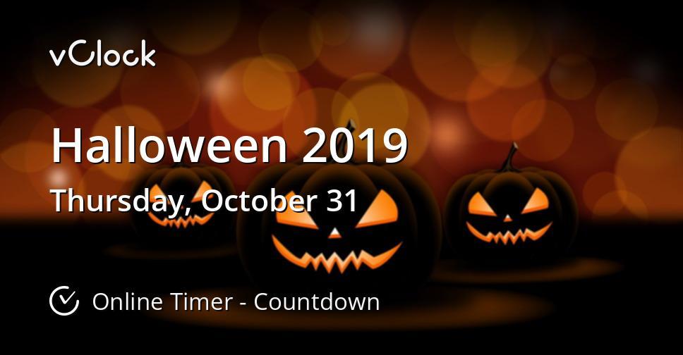 Halloween 2019