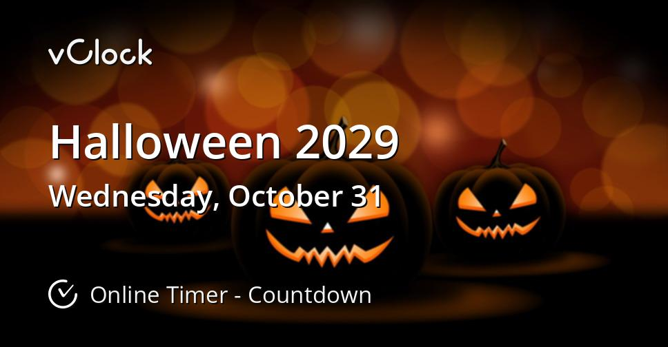 Halloween 2029