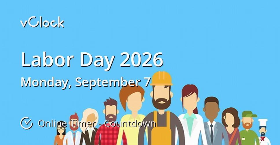 Labor Day 2026