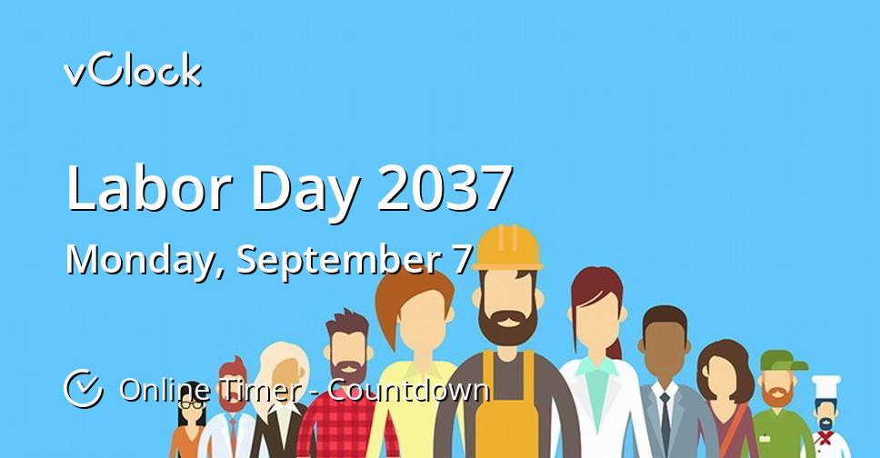 Labor Day 2037