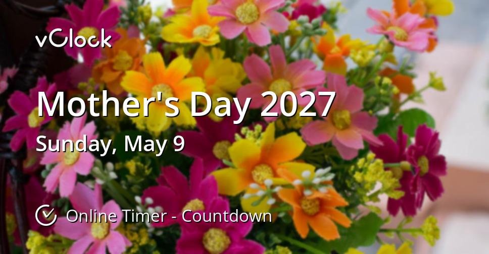 Mother's Day 2027
