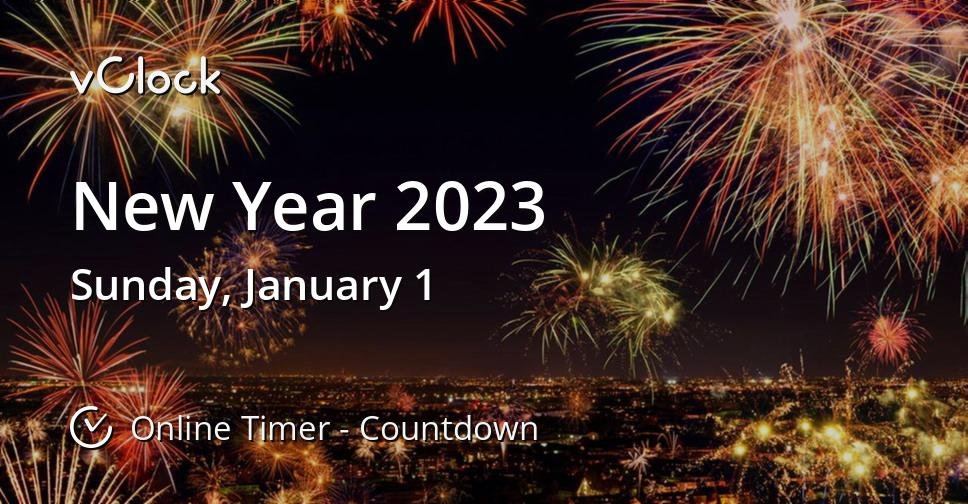 New Year 2023