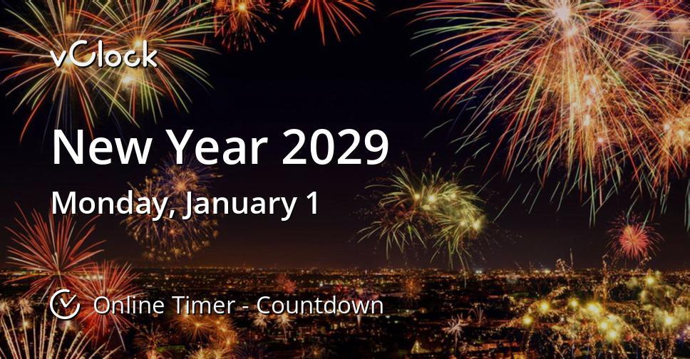 New Year 2029