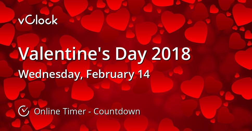 When is Valentine
