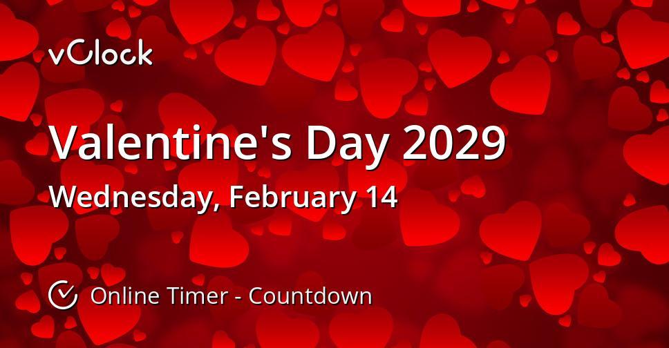Valentine's Day 2029