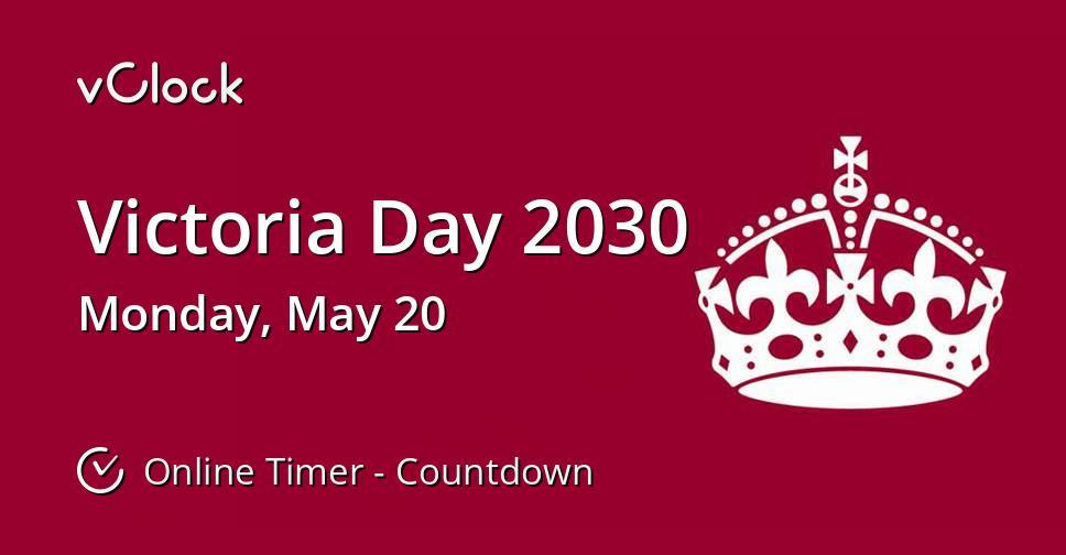 Victoria Day 2030