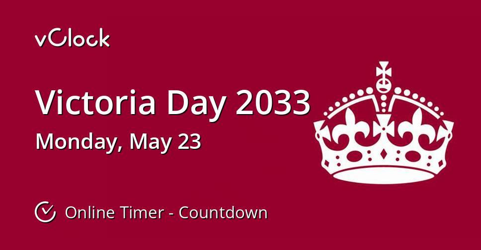 Victoria Day 2033